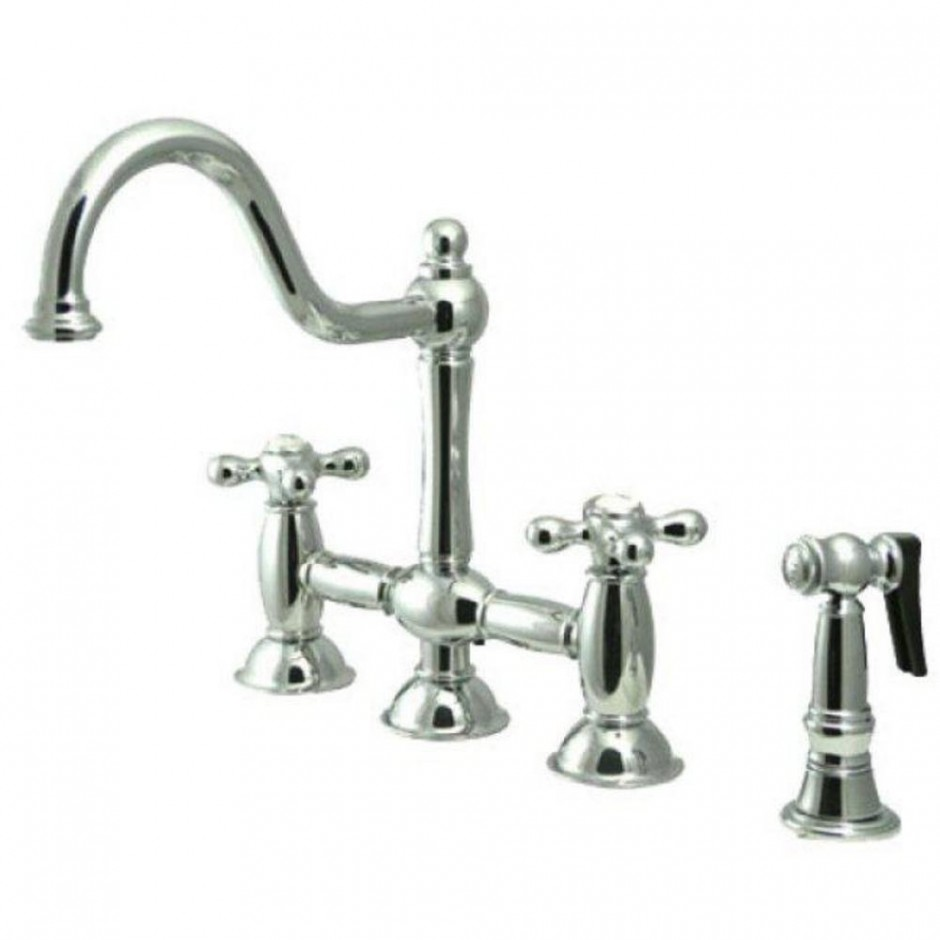 Kingston Brass | Victorian Bathroom Faucet | Bathtub Fittings