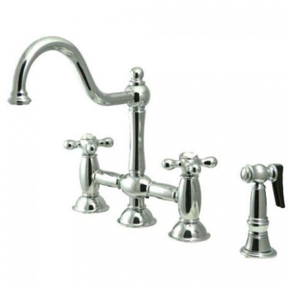 Kingston Brass   Victorian Bathroom Faucet   Bathtub Fittings