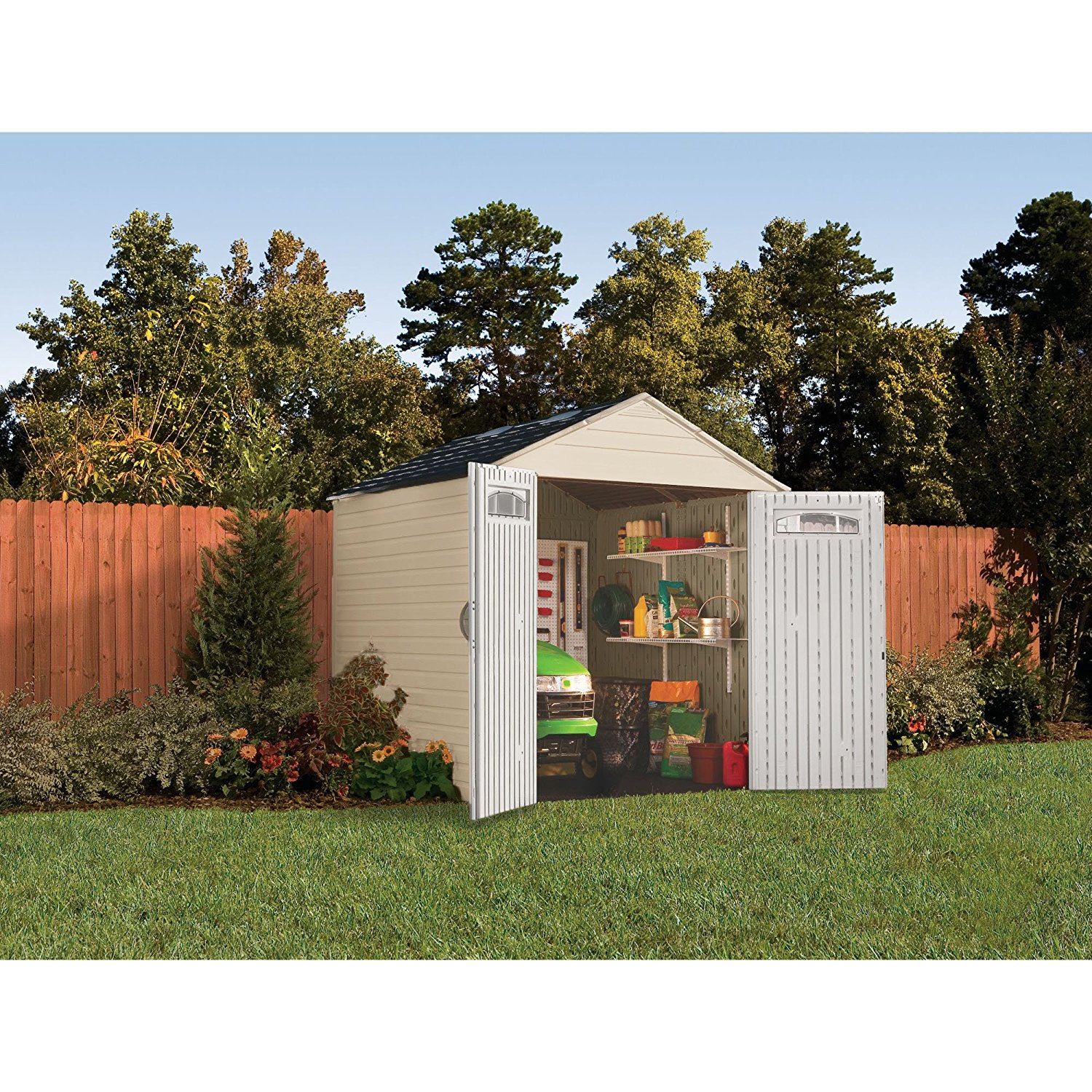 Lowes Buildings | Shed Kits Lowes | Rubbermaid Sheds
