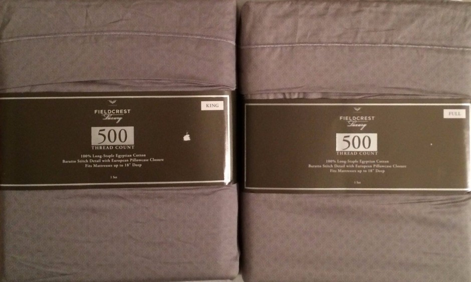 Luxury Egyptian Cotton | Fieldcrest Matelasse Blanket | Fieldcrest Luxury Sheets
