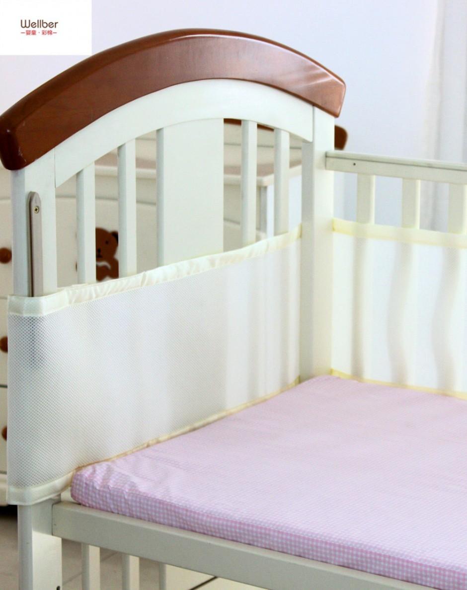 Mesh Bumper Pads | Crib Bumpers | Crib Bumper Pattern