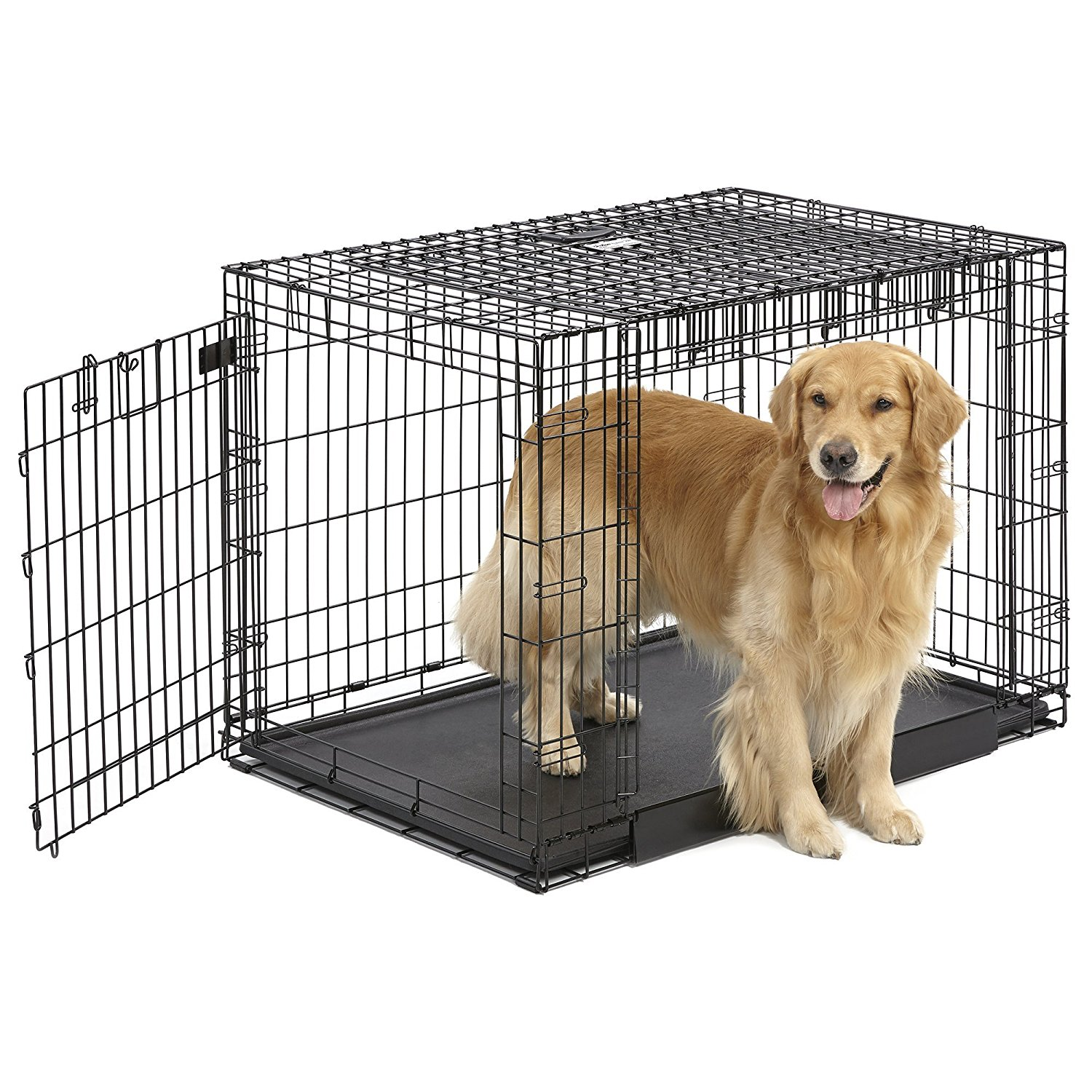Metal Dog Cage | Midwest Dog Crates | Puppy Crates