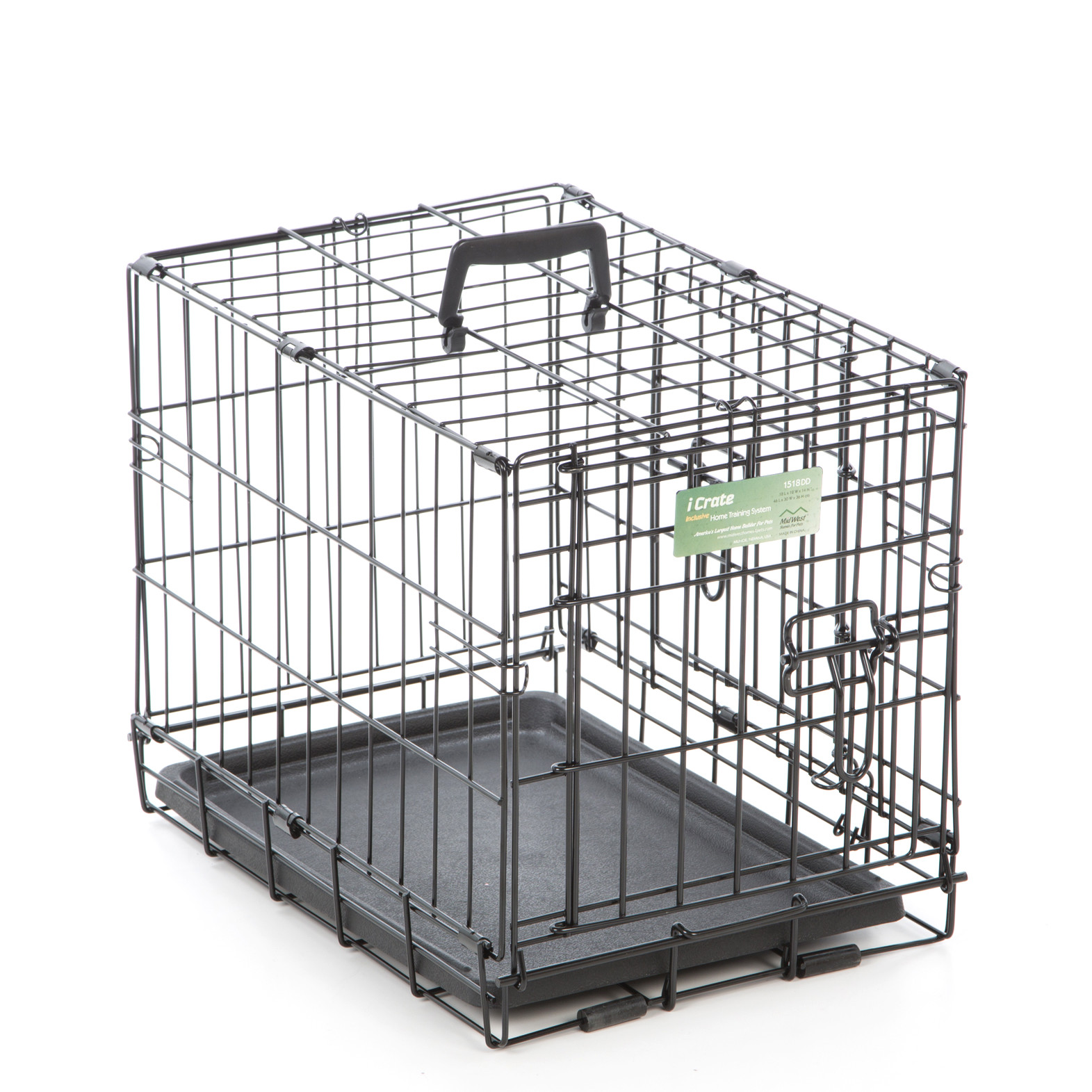 Midwest Dog Crates | 48 X 36 Dog Crate | Amazon Large Dog Crate