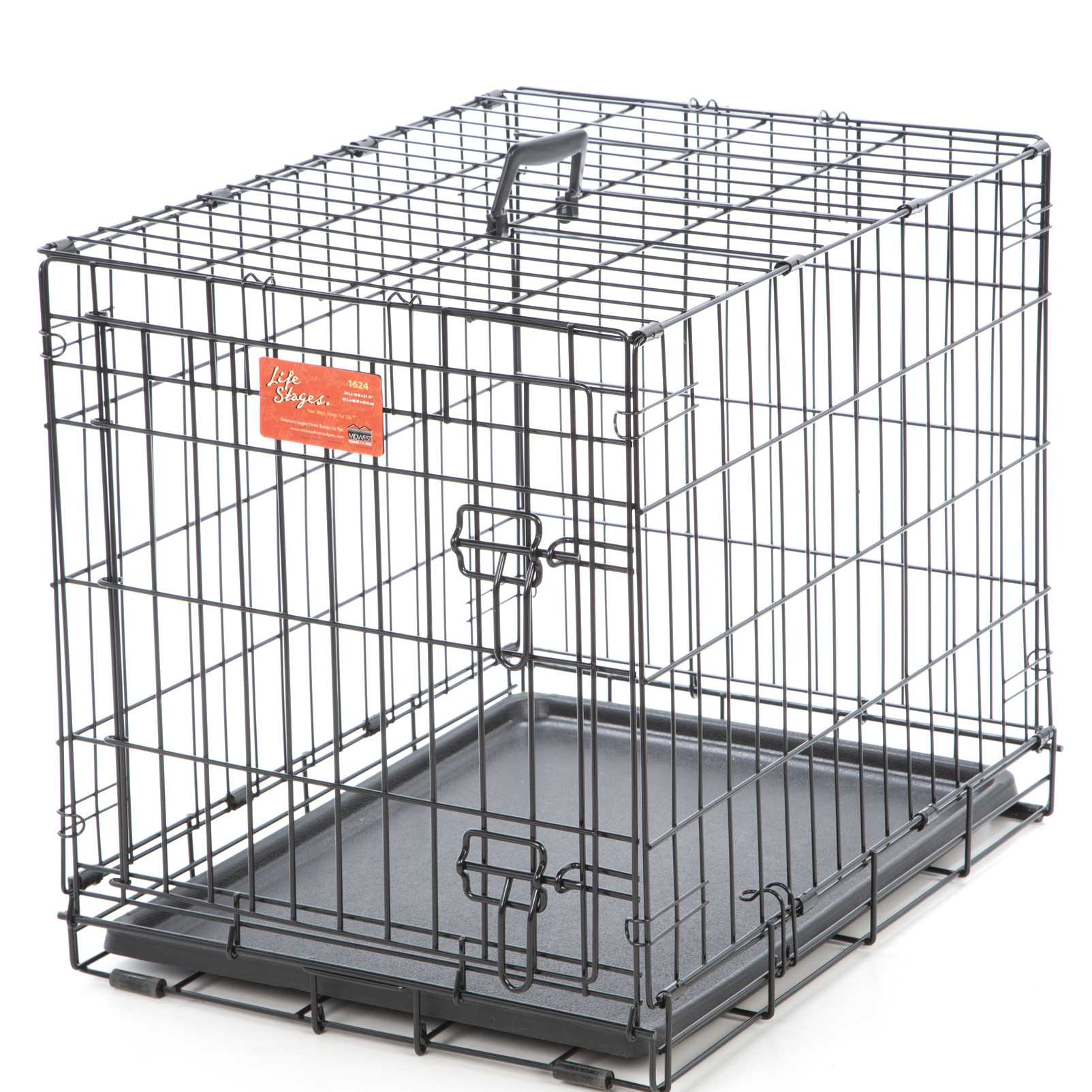 Midwest Dog Crates | Life Stages Crate | Midwest Metal Products