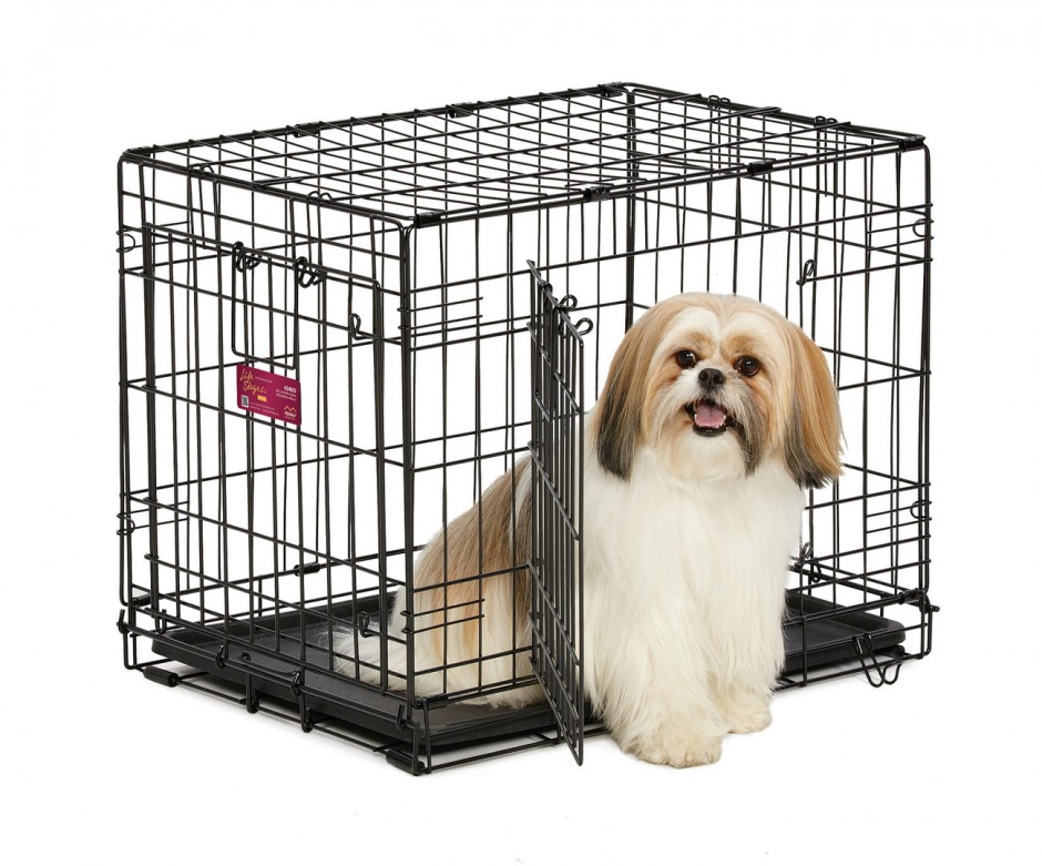 Midwest Dog Crates | Midwest Dog Crate Sizes | Wire Dog Crate