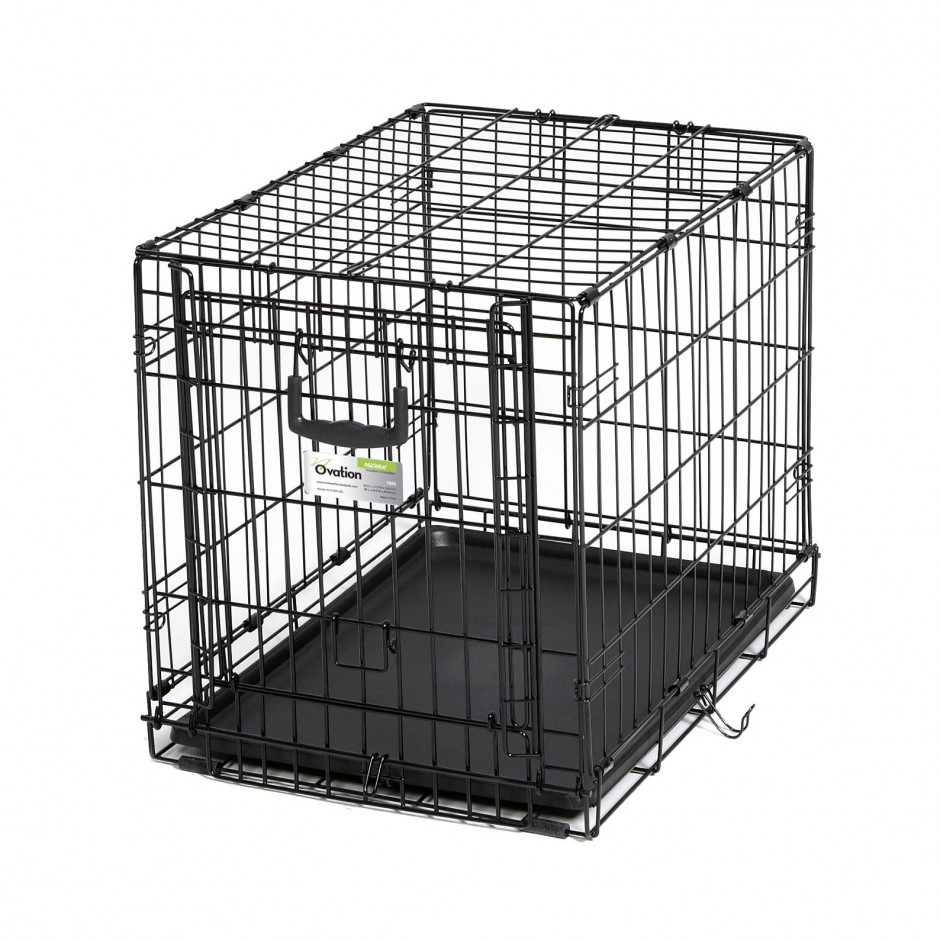 Midwest Dog Crates | Midwest Double Door Dog Crate | Cheap Dog Cages