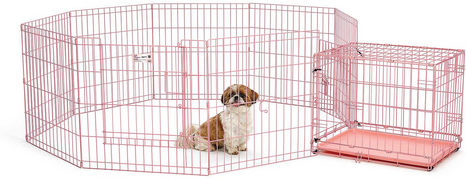 Midwest Dog Crates | Pet Crates | 24 Inch Dog Crate