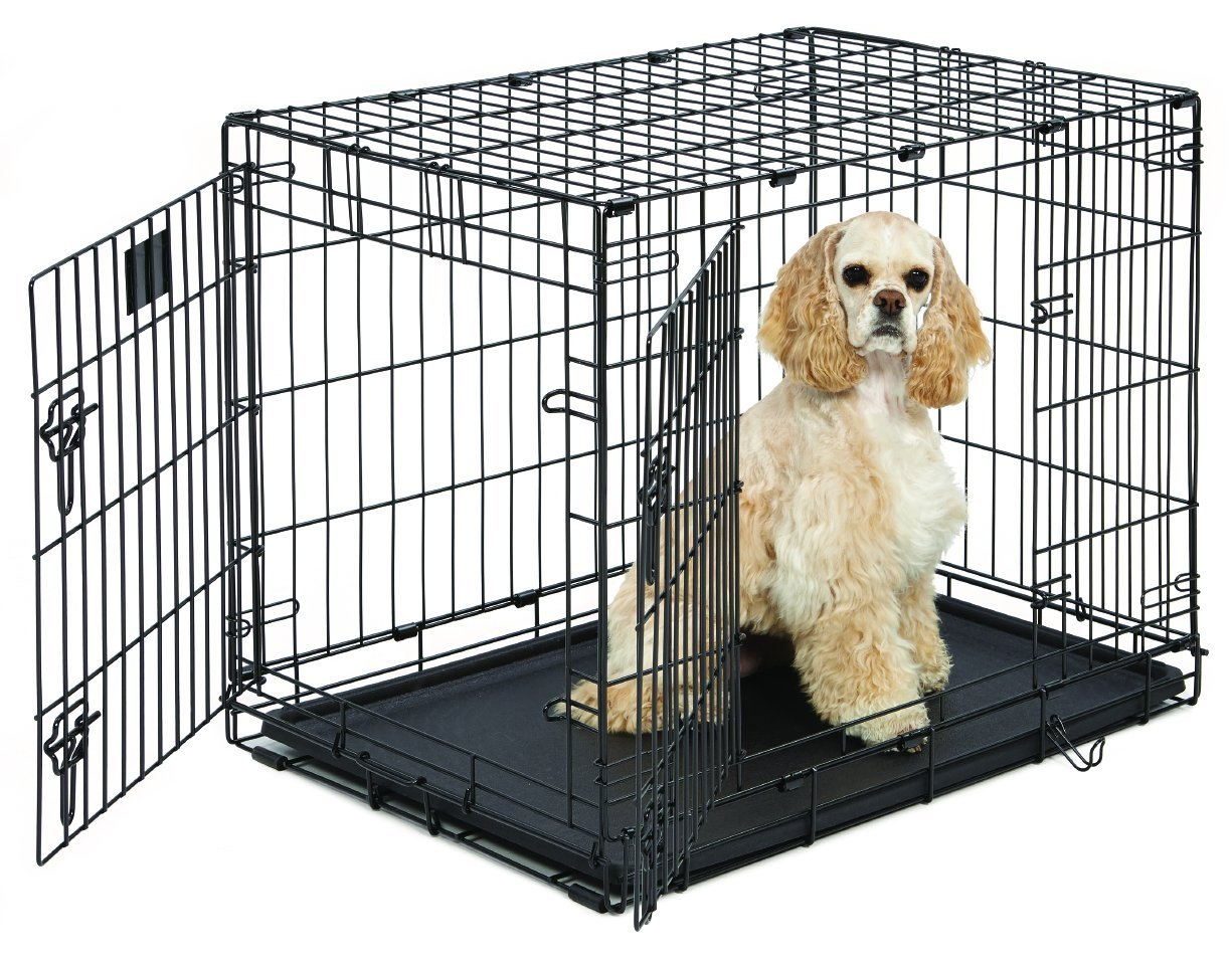 Midwest Dog Crates | Wire Dog Crate | Midwest Crate