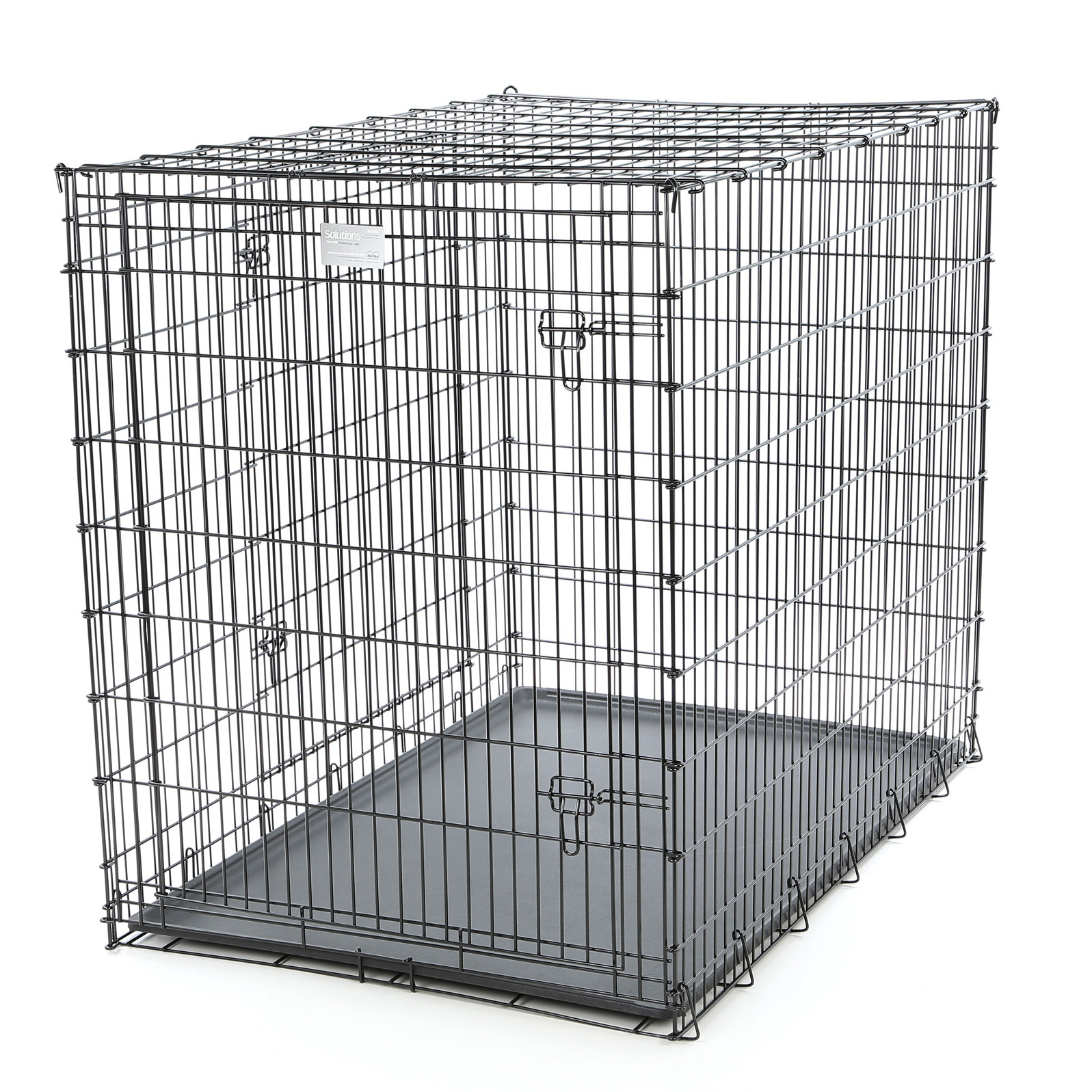 Midwest Folding Dog Crate | Midwest Dog Crates | 48 Dog Crate