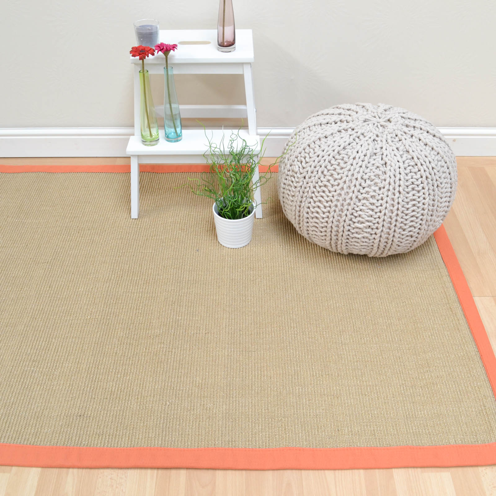 Natural Sisal Rugs | Wool and Sisal Rugs | Sisal Rug