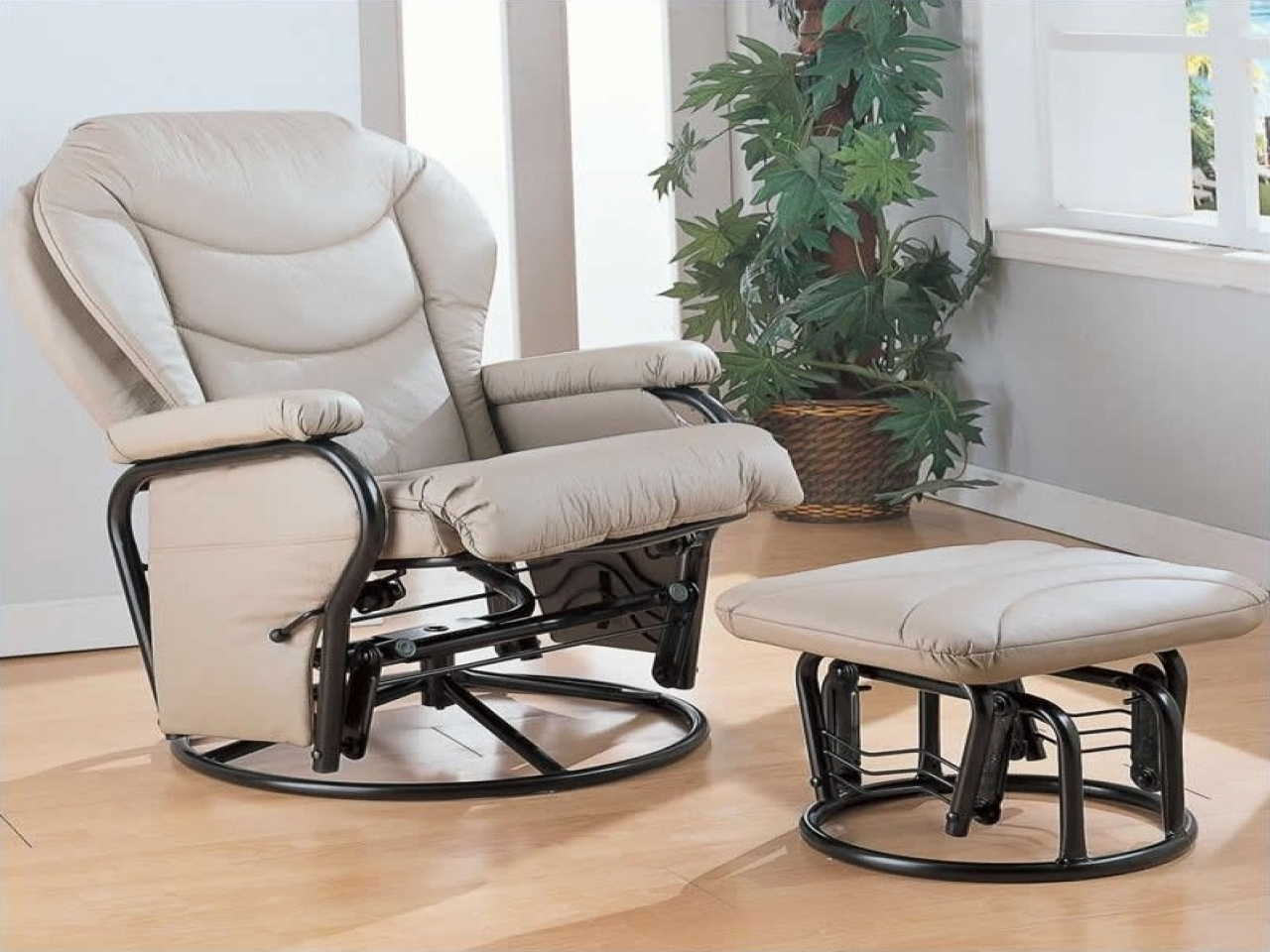 Nursery Rocker | Best Chairs Glider Recliner | Glider Recliner & Furniture u0026 Rug: Classy Glider Recliner For Home Furniture Idea ... islam-shia.org