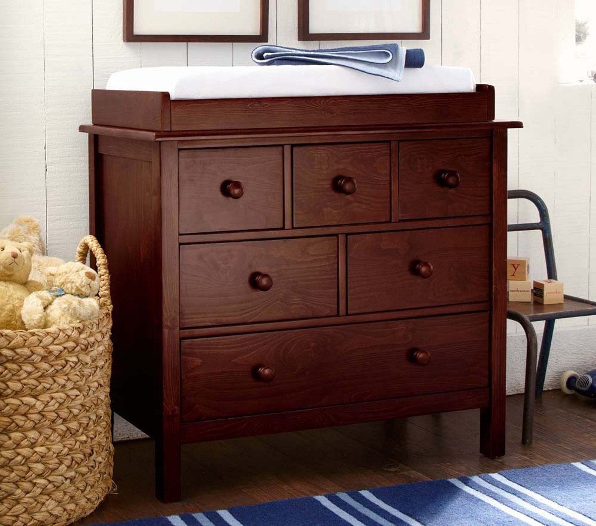 Oeuf Changing Station | Changing Table Dresser | Dresser as Changing Table