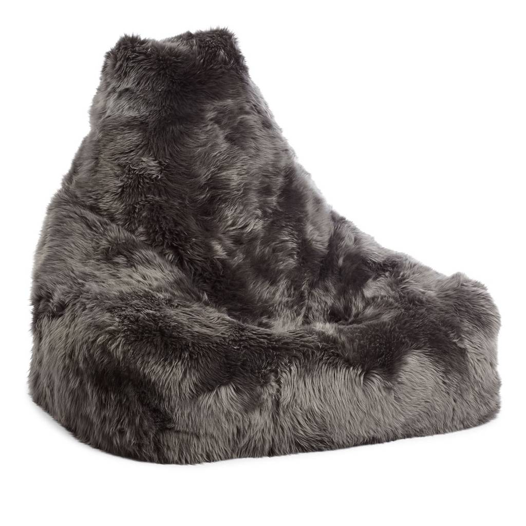 Outdoor Beanbags | Sheepskin Beanbag | Bean Bag Fur