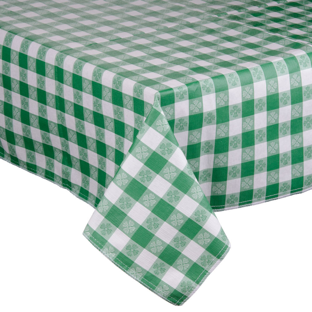 Padded Vinyl Tablecloth | Vinyl Tablecloths | Christmas Tablecloths