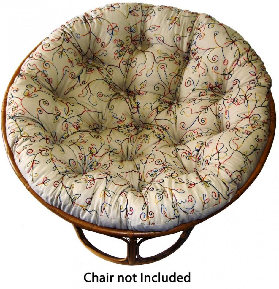 Papa San Chair | Papasan Cushion | Papasan Cushion Cheap