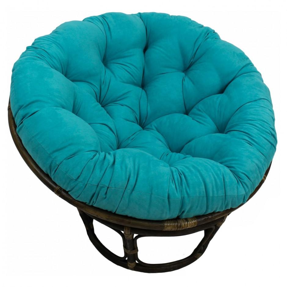 Papasan Chair Frame | Papasan Cushion | Papasan Chair Cushion