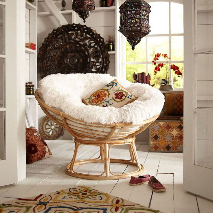 Papasan Chairs for Sale | Papasan Cushion | Large Papasan Cushion