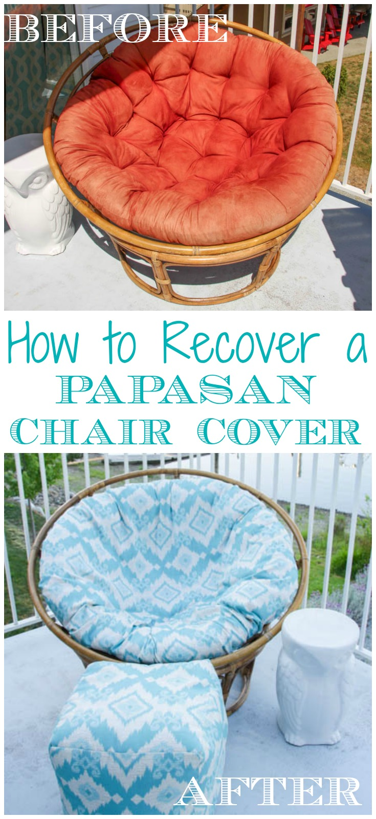 Papasan Cushion | Papasan Cushion Covers | Wicker Seat Cushions