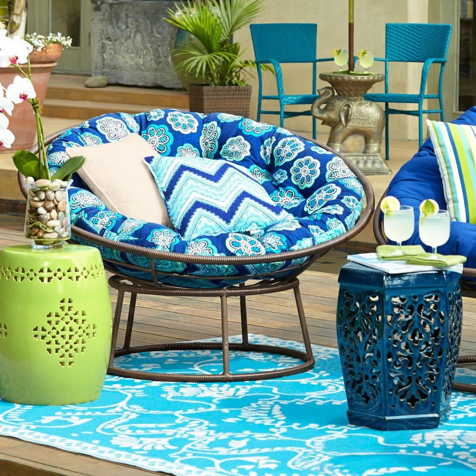 Papasan Rocker Chair Cushion | Papasan Chair Cushion Outdoor | Papasan Cushion