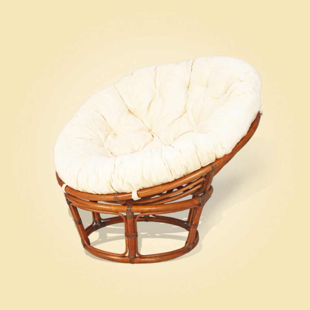 Papasan Rocker Chair Cushion | Papasan Cushion | Children's Papasan Chair