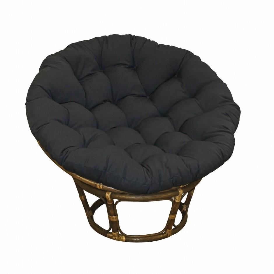 Papasan Swivel Rocker Cushions | World Market Seat Cushions | Papasan Cushion