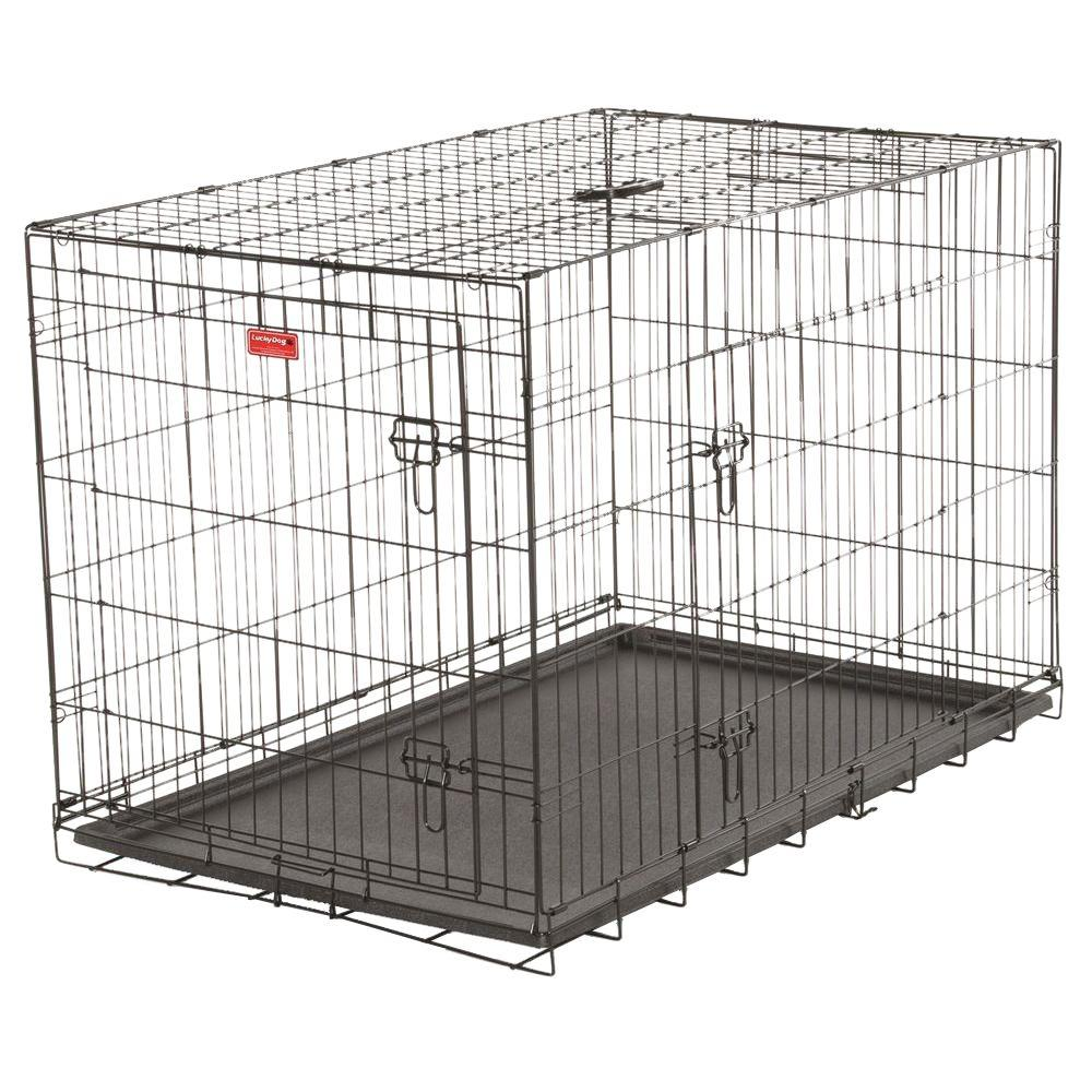 pet cage walmart small dog crate amazon midwest dog crates