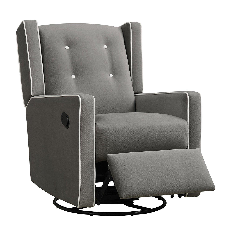 Furniture & Rug Glider Recliner