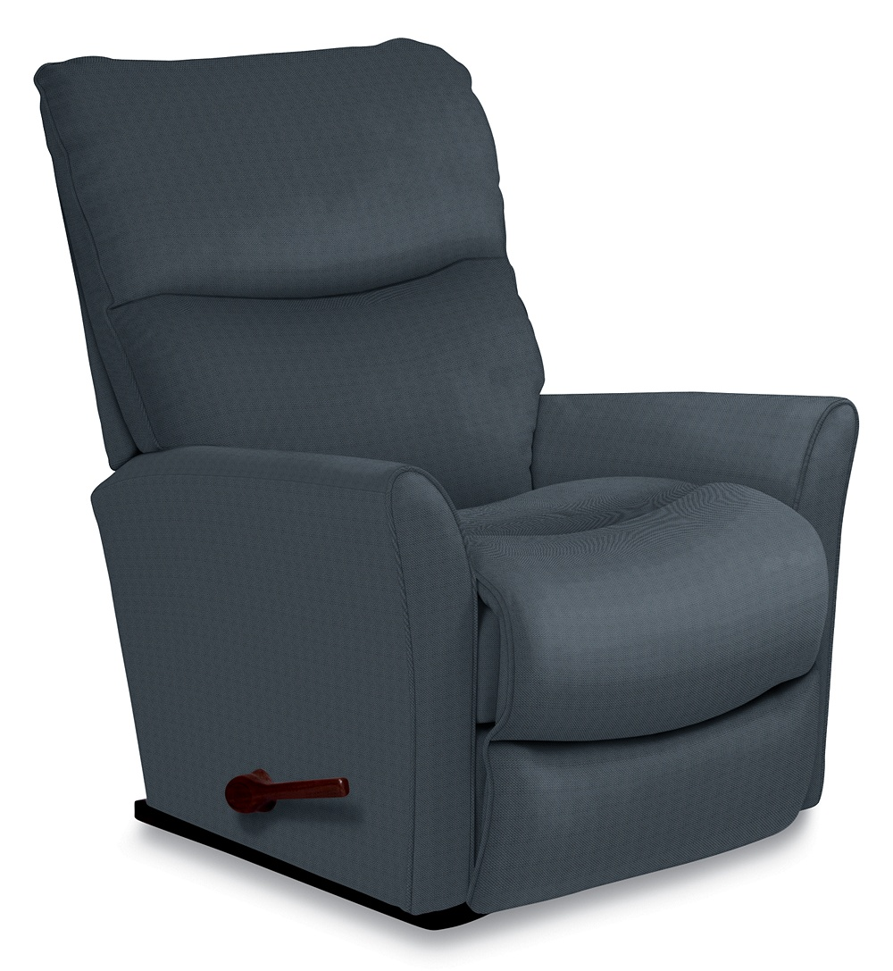 Reclining Rocking Chair | Upholstered Rocker | Glider Recliner