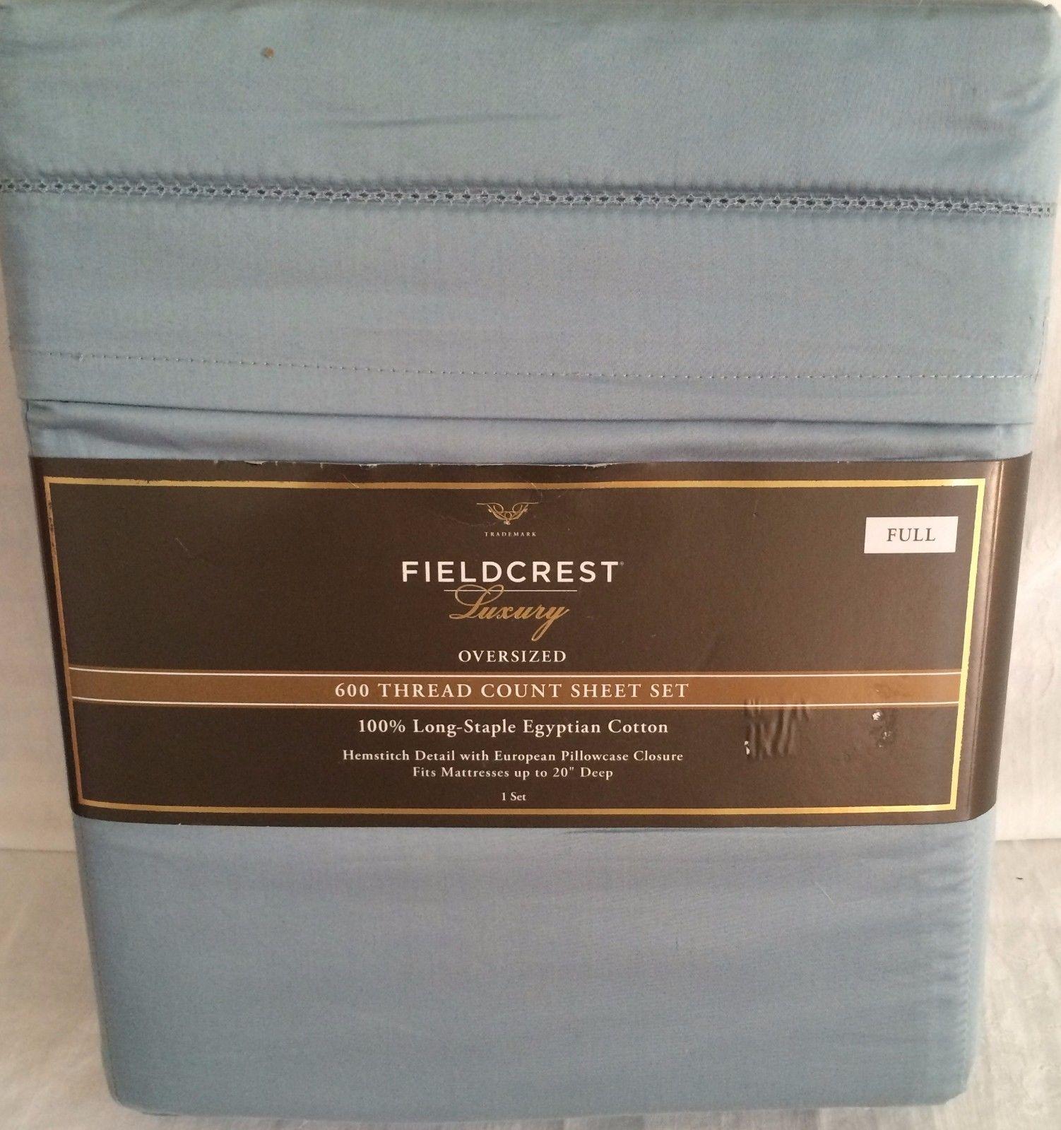Rn17730 Sheets | Fieldcrest Luxury Sheets | Fieldcrest Duvet Cover Sets
