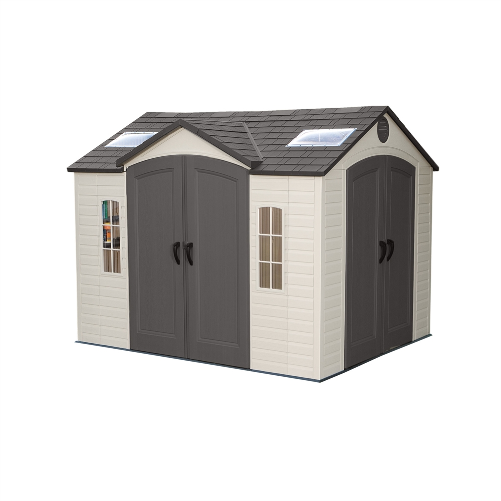 Rubbermaid Large Vertical Shed | Rubbermaid Roughneck Gable Storage Shed | Rubbermaid Sheds