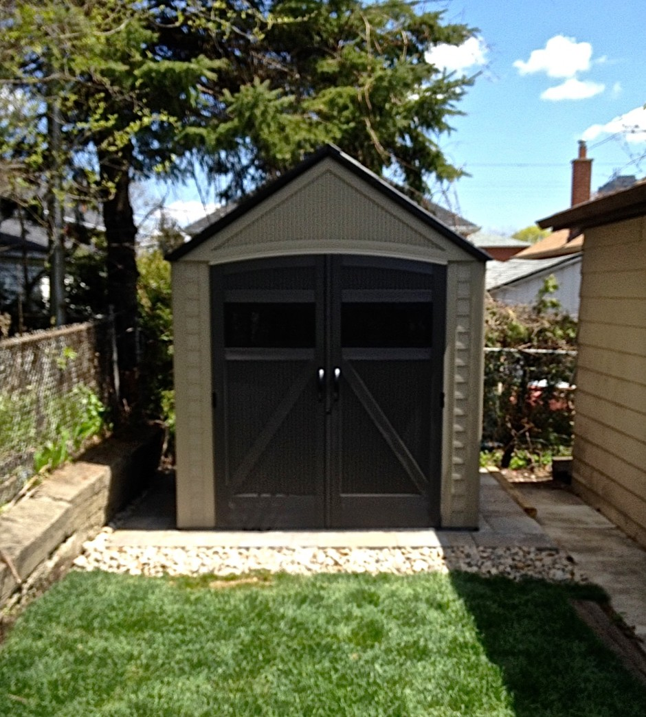 Rubbermaid Sheds | 6x6 Shed | Lowes Portable Buildings