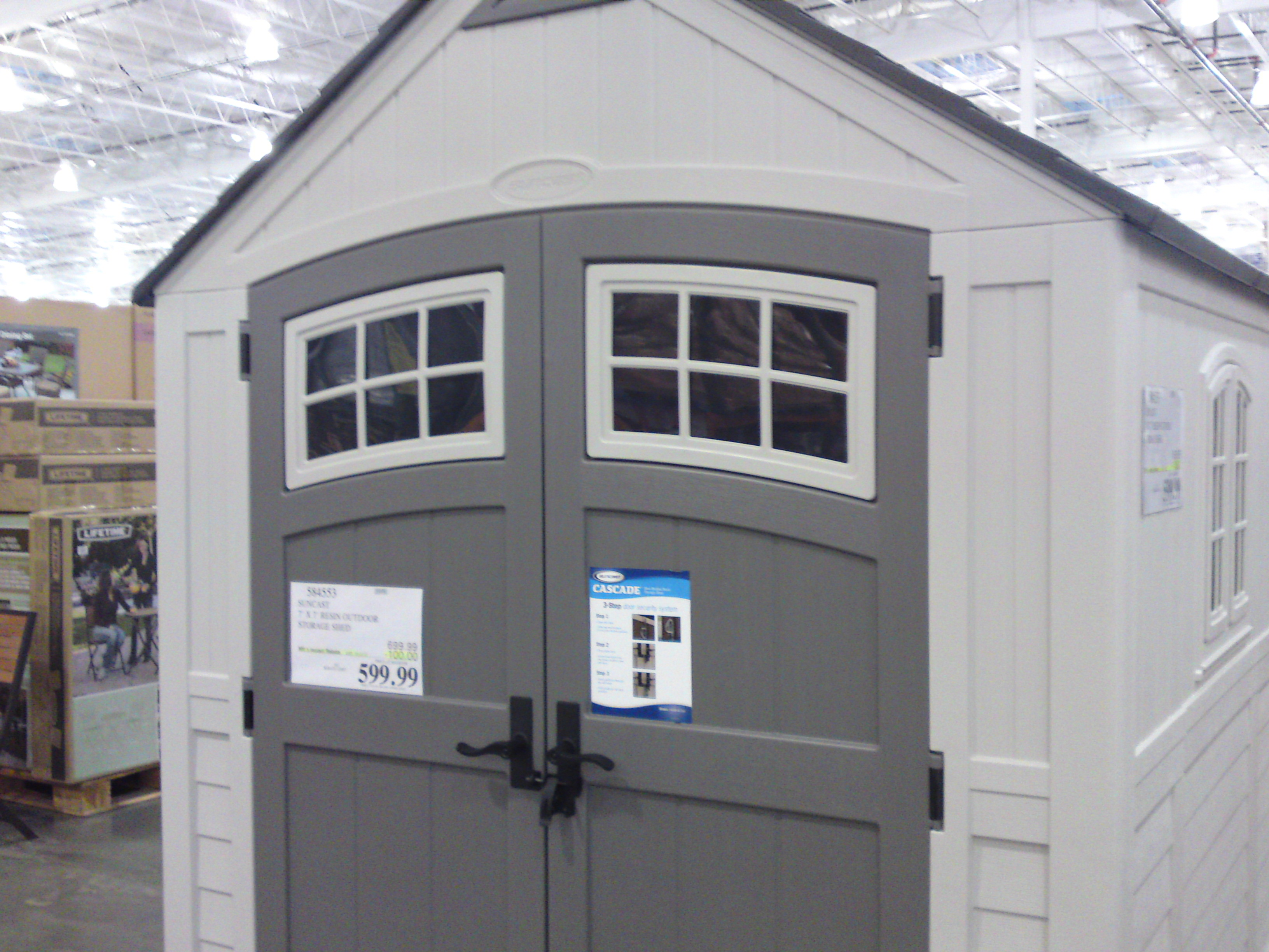 Sheds Rubbermaid Sheds Home Depot Rubbermaid Shed