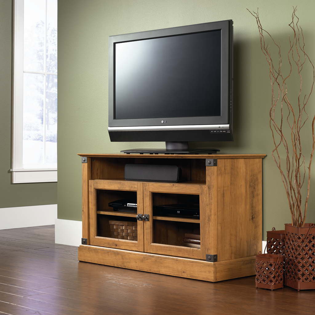 Sauder Beginnings Tv Stand | Sauder Tv Stands | Hanging Entertainment Shelves