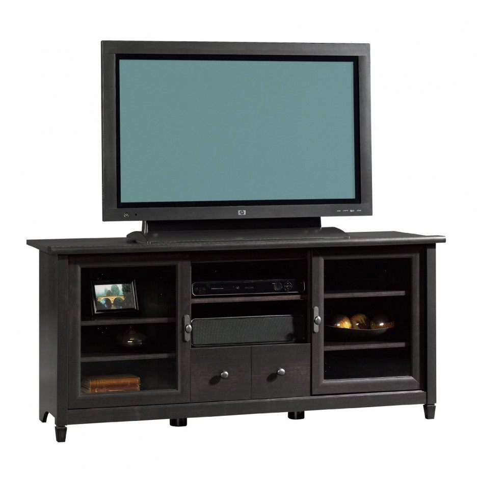 Sauder Tv Stands | Sauder Registry Row Panel Tv Stand | Staples Tv Stand