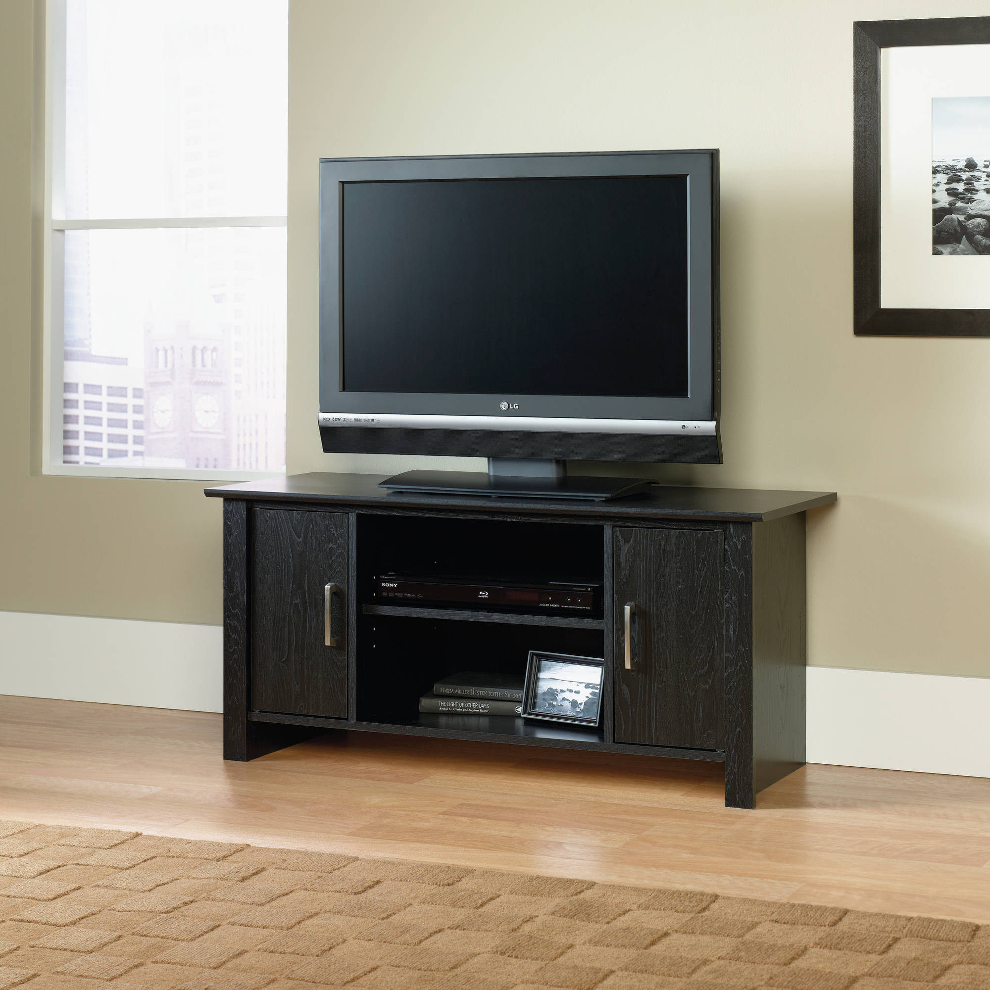Sauder Harbor View Corner Tv Stand | Sauder Beginnings Corner Tv Stand | Sauder  Tv Stands