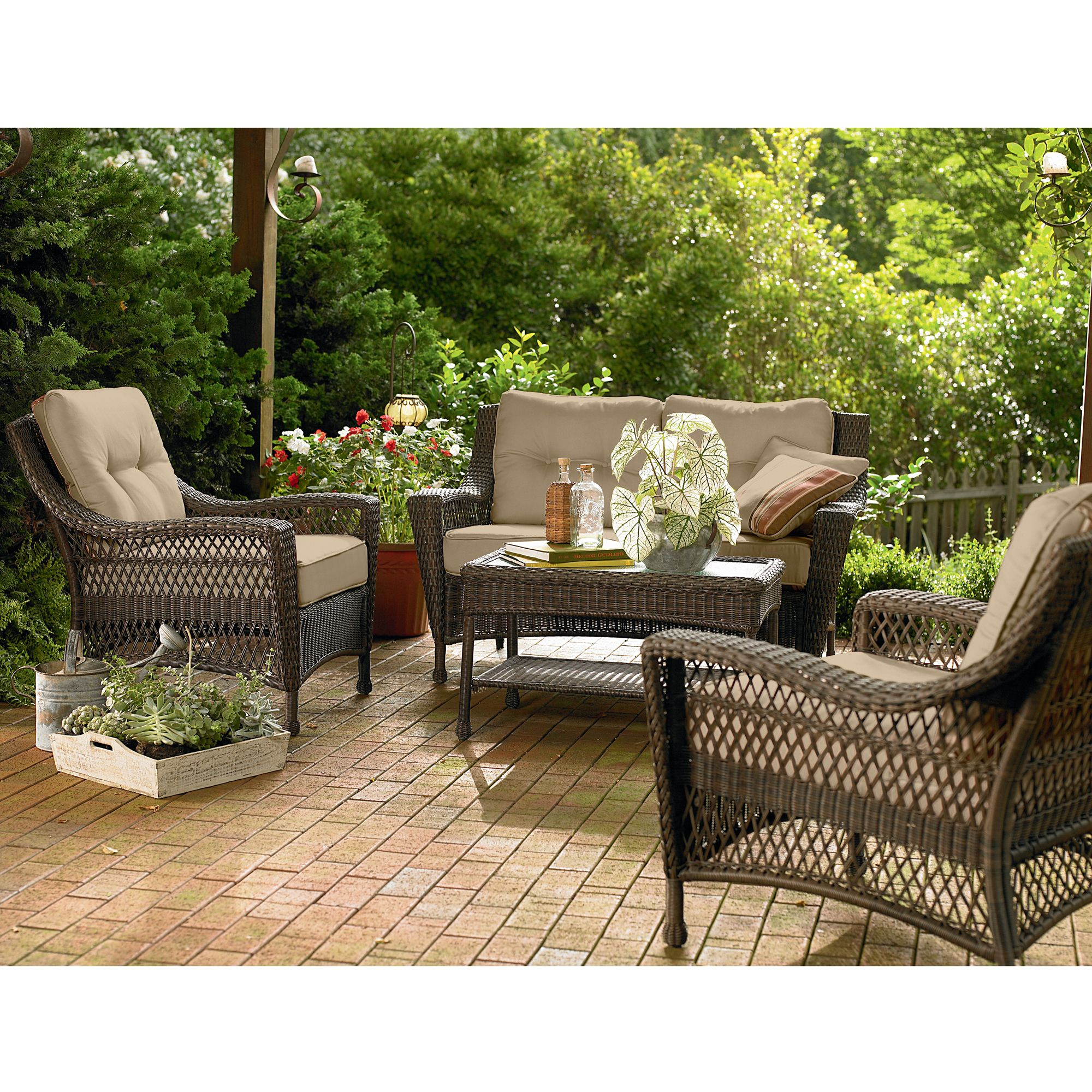 Sears Patio Furniture | Lowes Patio Sets | Sears in Store Coupon