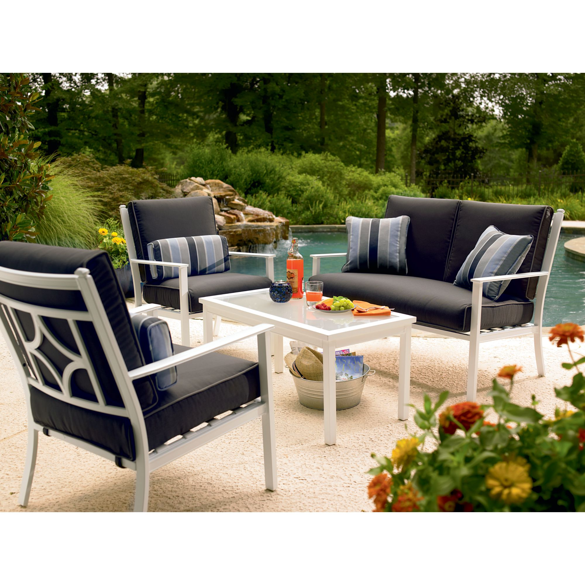 Sears Patio Furniture | Sears Com Coupons | Aluminum Patio Furniture