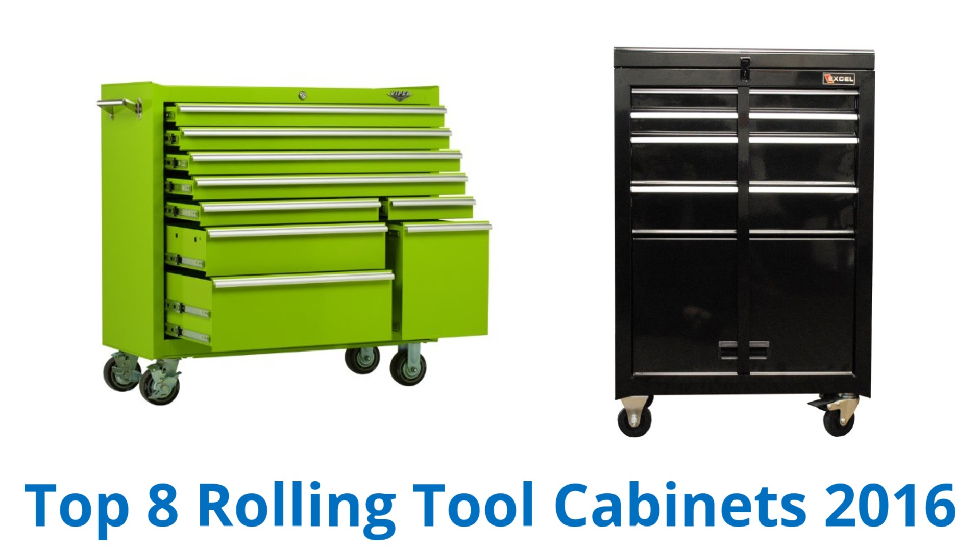 Sears Tool Storage | Viper Tool Storage | Rolling Tool Chests