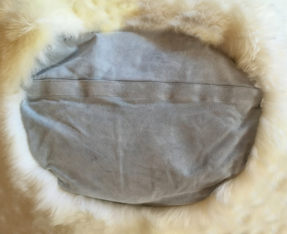 Sheepskin Beanbag | Large Bean Bag Chairs Cheap | Giant Bean Bag Chair