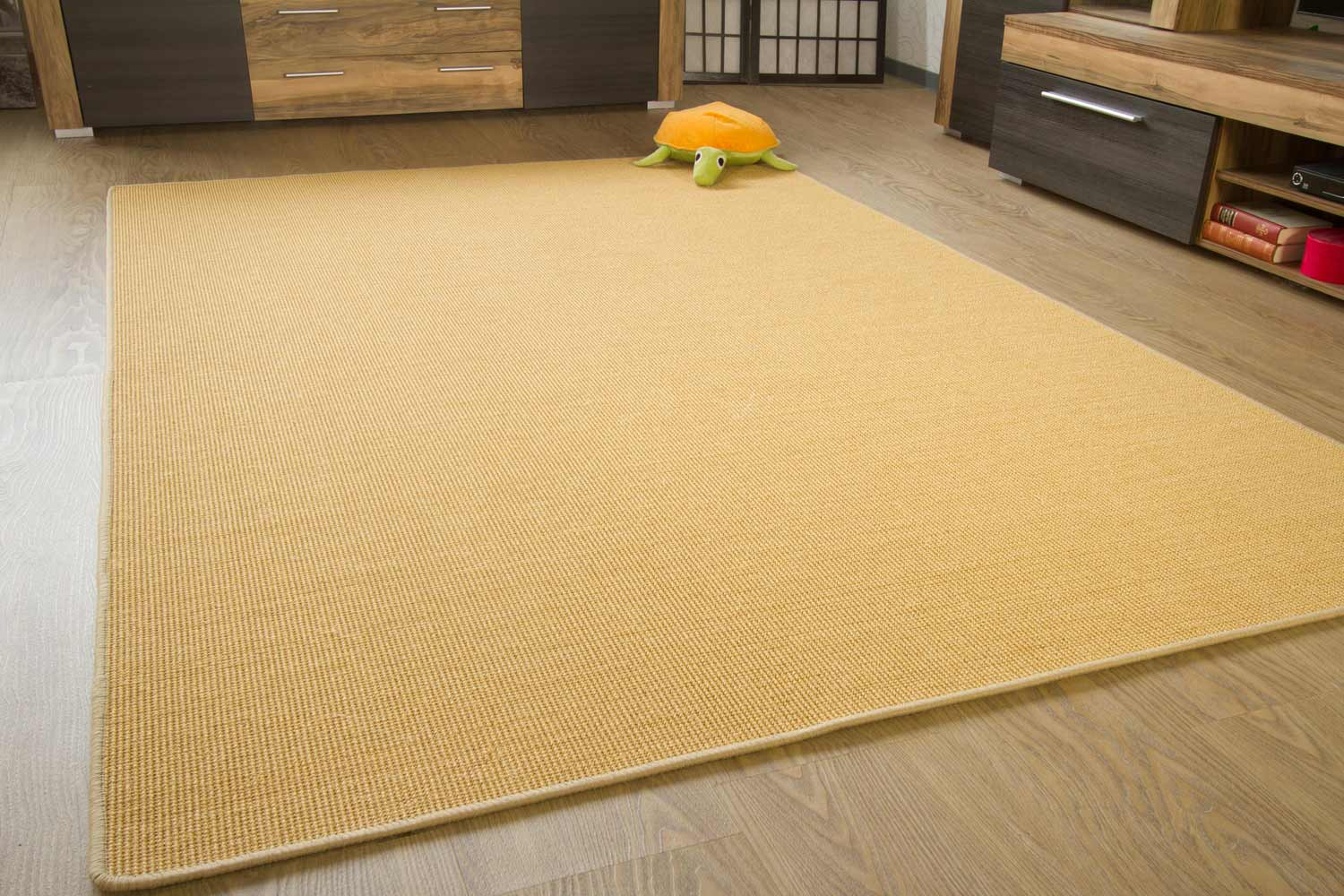 Sisal Rug | Sisal Rug with Black Border | Jute Sisal Rugs
