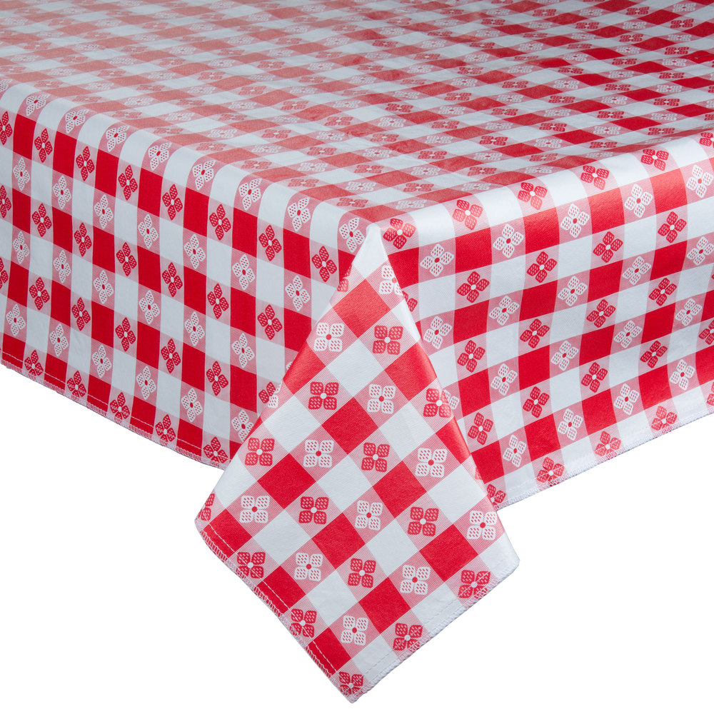 Small Round Tablecloth | Beautiful Tablecloths | Vinyl Tablecloths