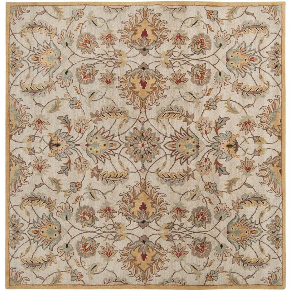 Square Rugs 7x7 | 8x10 Area Rug | 2x4 Rug