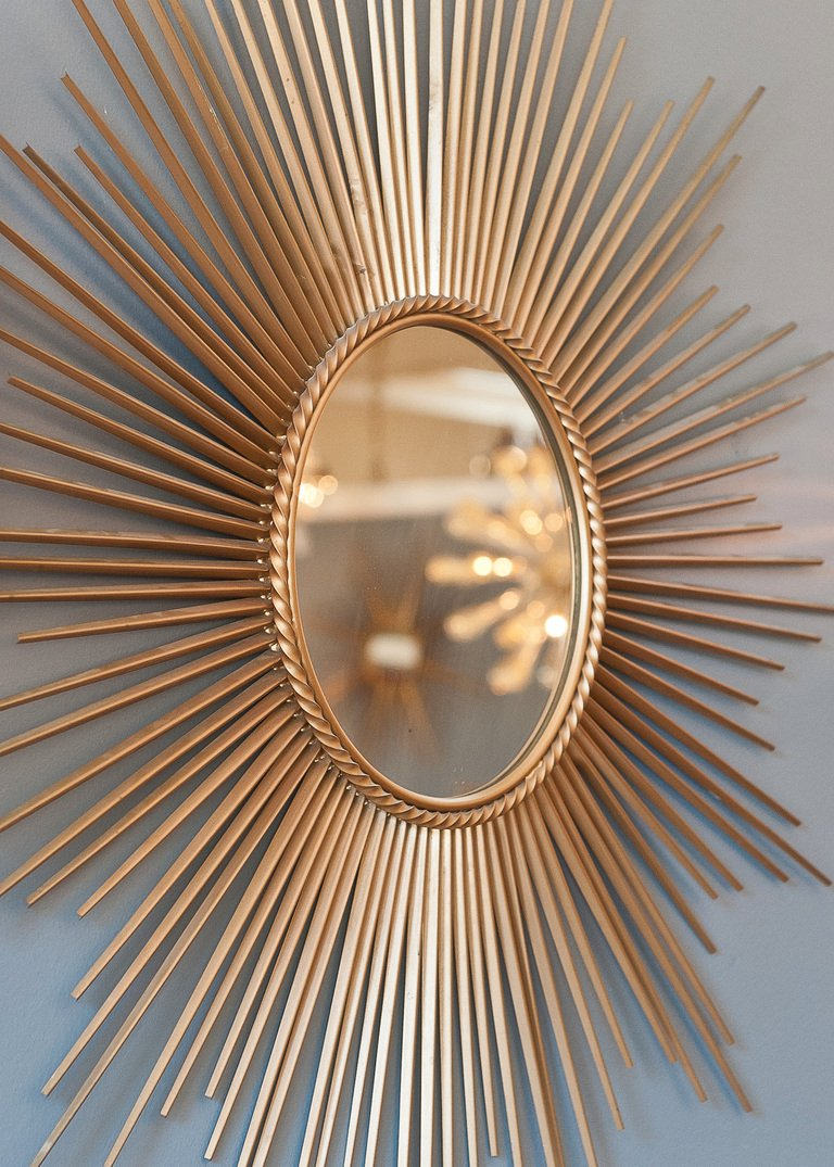Starburst Mirror | Martha Stewart Sunburst Mirror | Martha Stewart Living Curtains