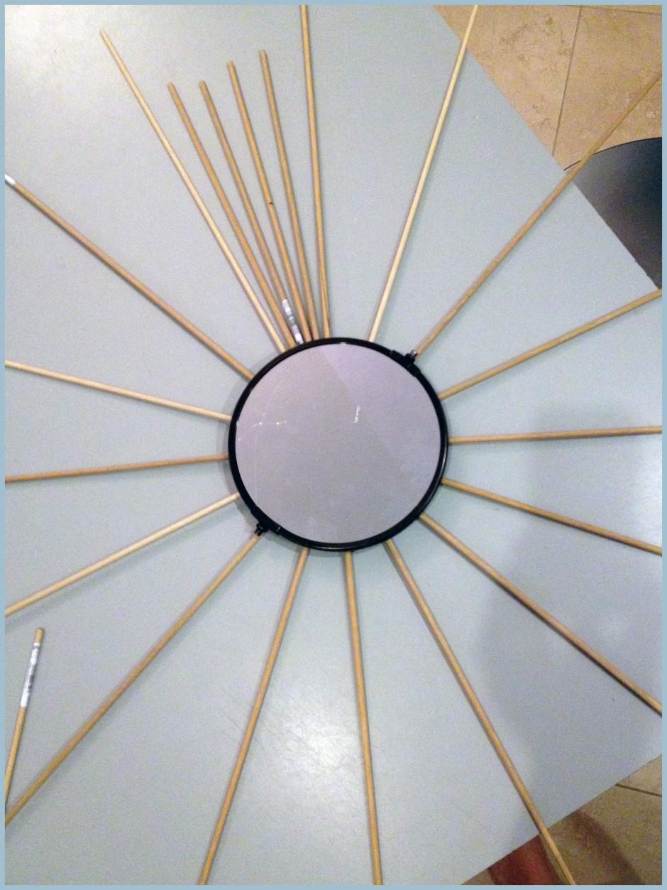 Sunburst Mirror Home Depot | Martha Stewart Sunburst Mirror | Convex Sunburst Mirror