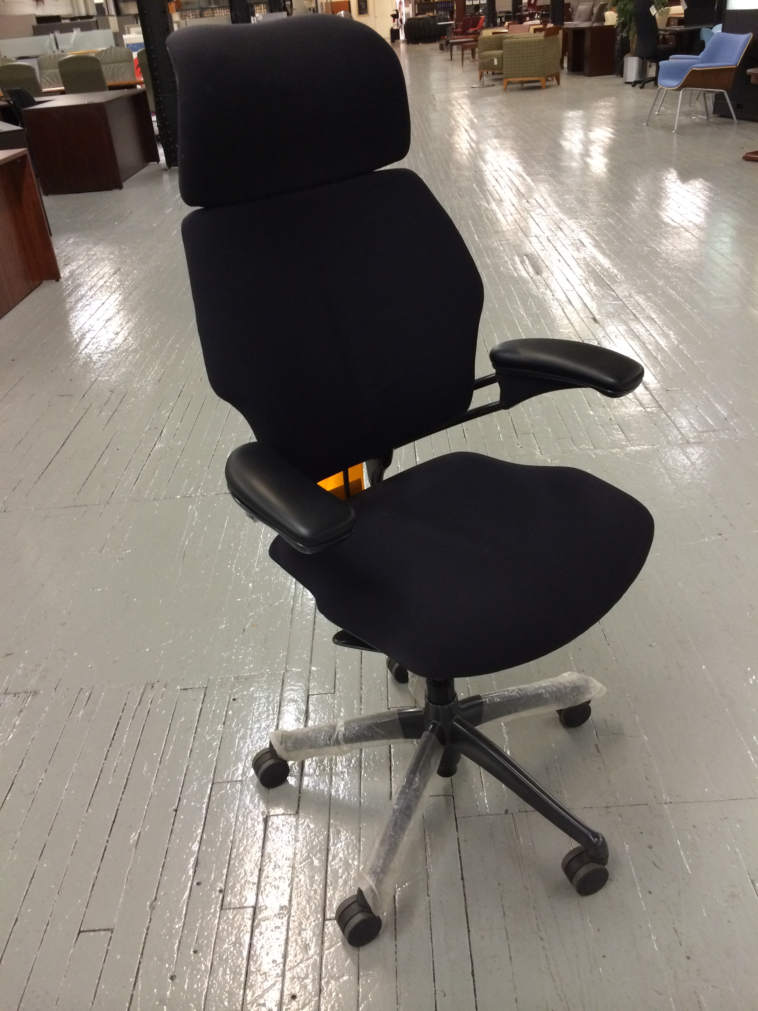 Swedish Ergonomic Chair | Humanscale Office Chair | Humanscale Freedom Chair