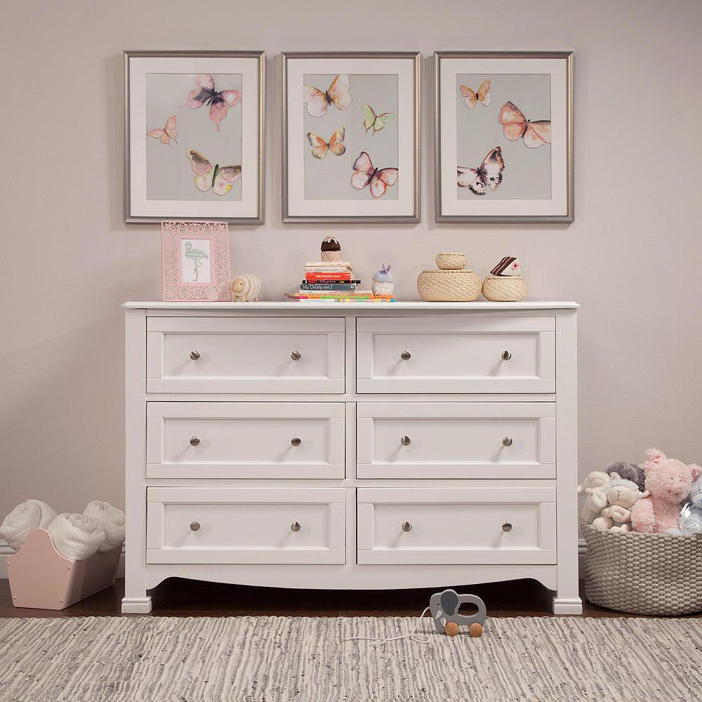 Target 4 Drawer Dresser | Davinci Kalani Dresser | Davinci Nursery