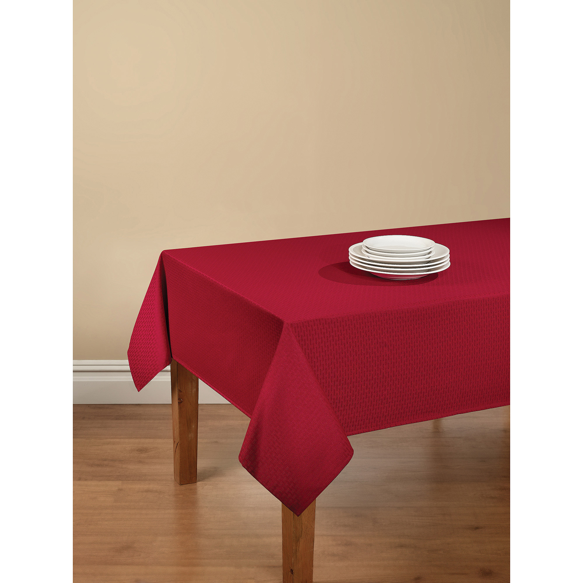 Target Vinyl Tablecloth | Red Checkered Vinyl Tablecloths | Vinyl Tablecloths