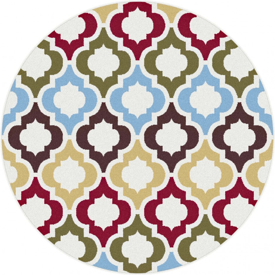 Turquoise Area Rug | Square Rugs 7x7 | 6 X 9 Rugs