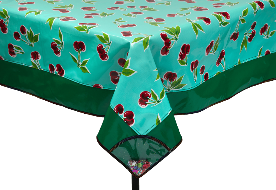 Vinyl Tablecloths | Cheap Vinyl Tablecloths | White Vinyl Tablecloth