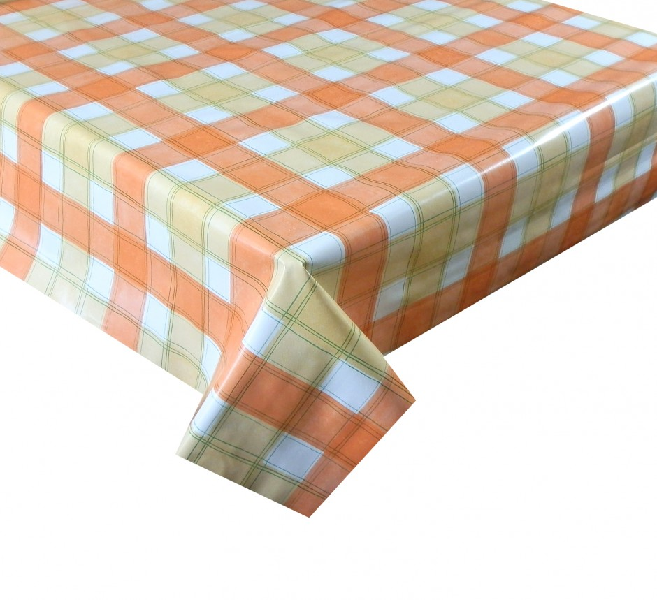 Vinyl Tablecloths | Fitted Vinyl Tablecloth | Elastic Picnic Table Covers